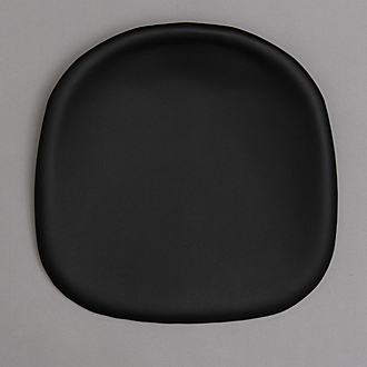 eames seat pad cushion sitzkissen f r sidechair dsl dsw dsx vitra herman miller ebay. Black Bedroom Furniture Sets. Home Design Ideas